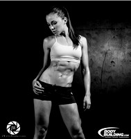 Courtney Prather Fitness Model